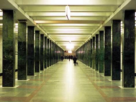 Плохие места московского метро