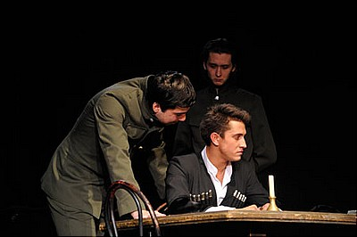 Спектакль по Булгакову