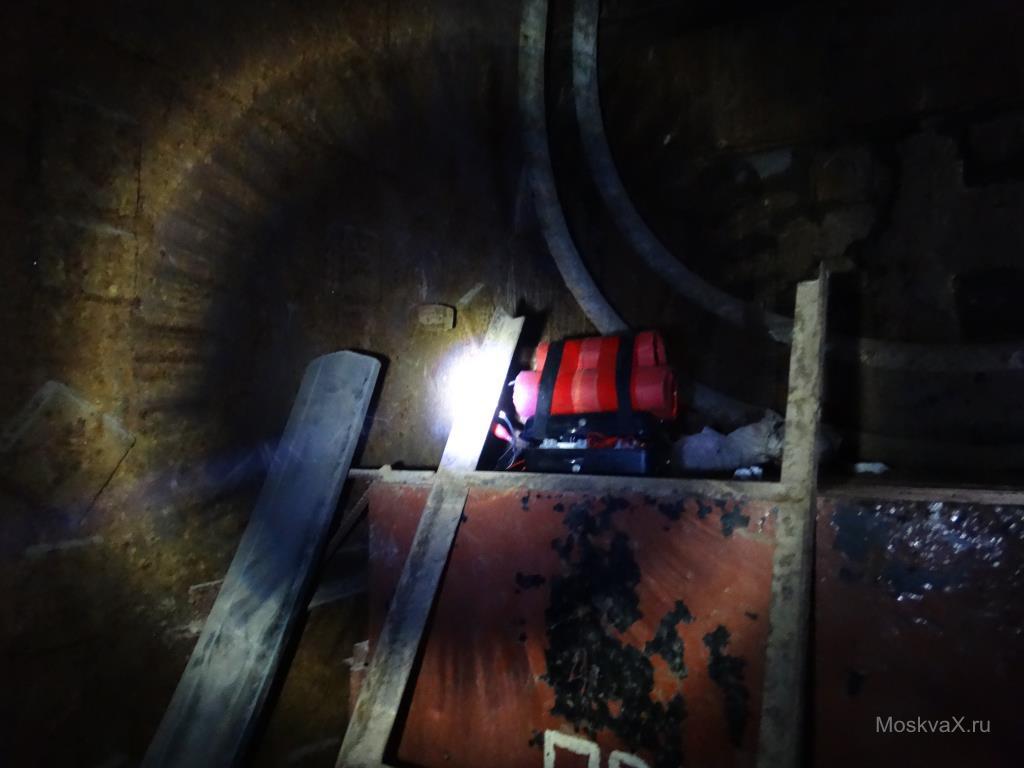 бункер на Таганской