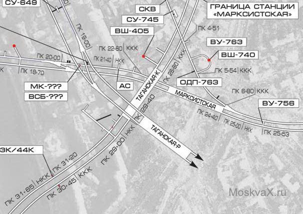 бункеры Москвы