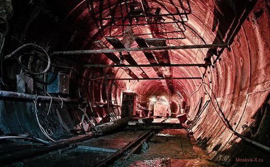 Заброшенный коллайдер в Протвино
