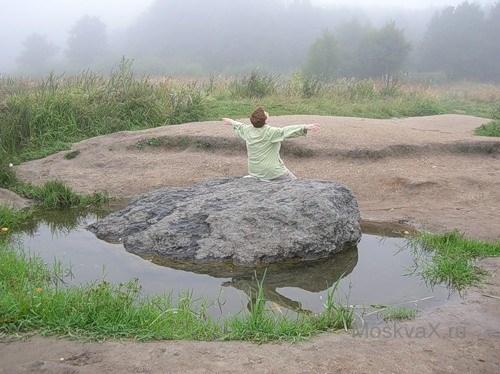 Синькамень Плещеева озера