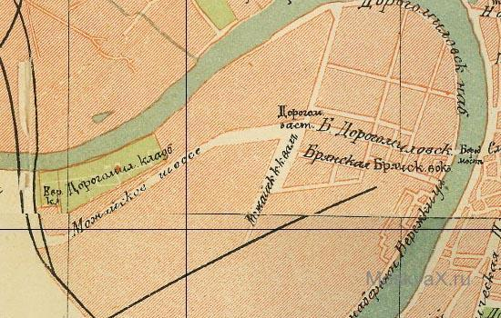 Дорогомиловское кладбище