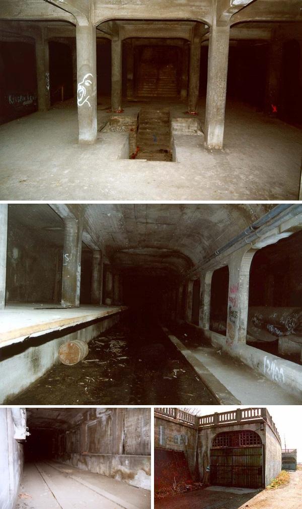 Заброшенные станции метро