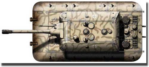 Проект танка Е-100