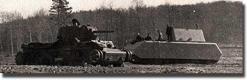 Танковые испытания