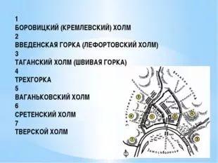 Тайны Москвы
