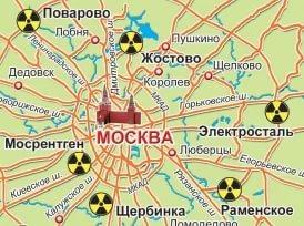 НЛО Москвы